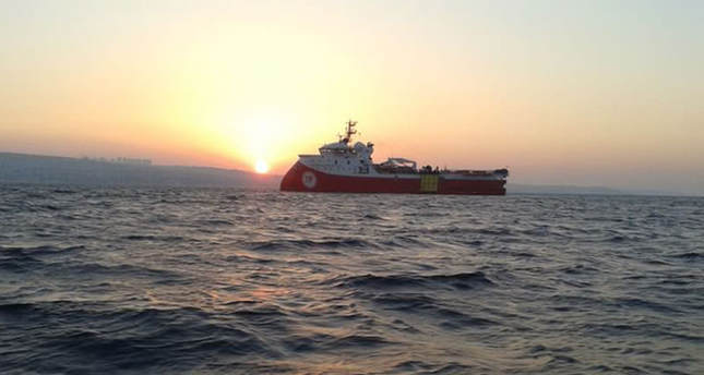 Turkey, Greek Cyprus withdraw seismic vessels