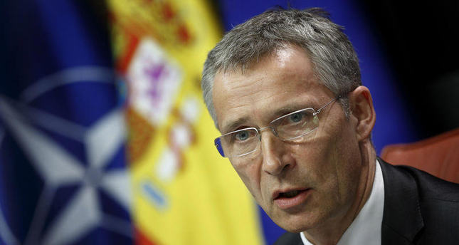 NATO chief praises Turkey's efforts in fight against ISIS