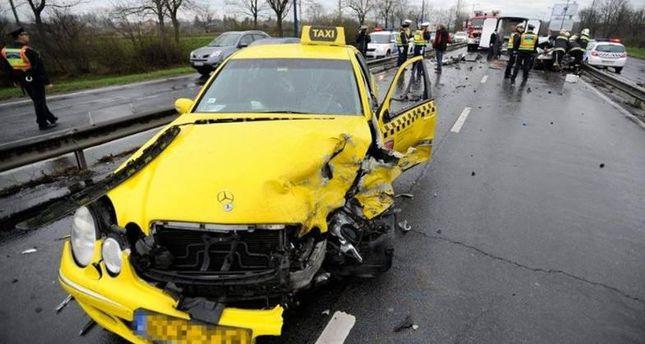 Three Greek soccer players hurt in Hungary car crash