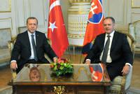 Turkish President Recep Tayyip Erdogan began official talks  with President Andrej Kiska in the Slovakian capital Bratislava on Tuesday. Erdoğan is in Slovakia as part of his second stop during...
