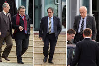 All 236 Balyoz (Sledgehammer) coup plot case suspects were acquitted on Tuesday after the prosecutor of the case sought the acquittal of all 236 suspects, including of former First Army Commander,...