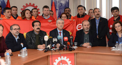 Labor Day celebrations in Istanbul are once again a source of contention, as several labor unions are determined to mark the day in Taksim Square despite expected objection by authorities over...