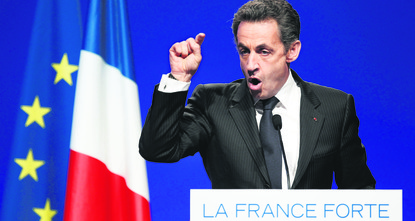 The center-right led by former French President Nicholas Sarkozy has returned to the political arena winning a sweeping majority in local council elections. The local elections show Sarkozy's fast...