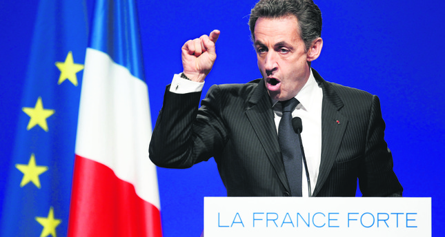 Scandal-prone Sarkozy takes steps toward presidency