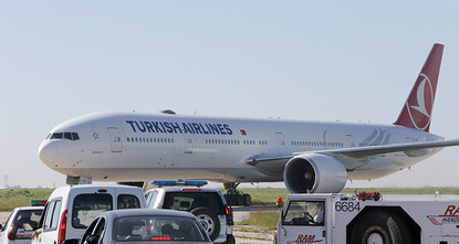 A Turkish Airlines flight, coded TK1759 and bound for Lisbon was forced to return to Istanbul's Ataturk Airport due to a bomb threat on Wednesday, Reuters reported.  Thirty minutes after...