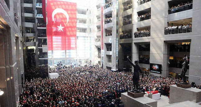 Istanbul's courthouse to be renamed after Kiraz