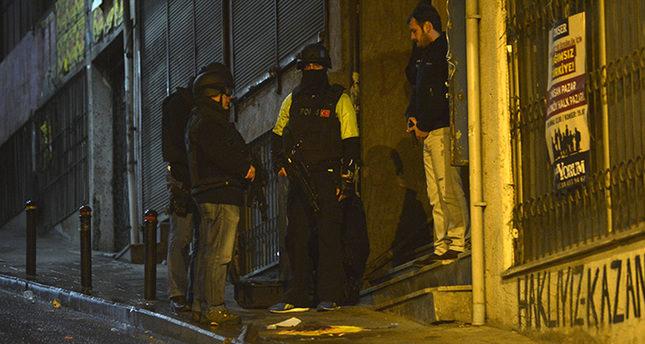 Police raid DHKP-C terror group in Istanbul