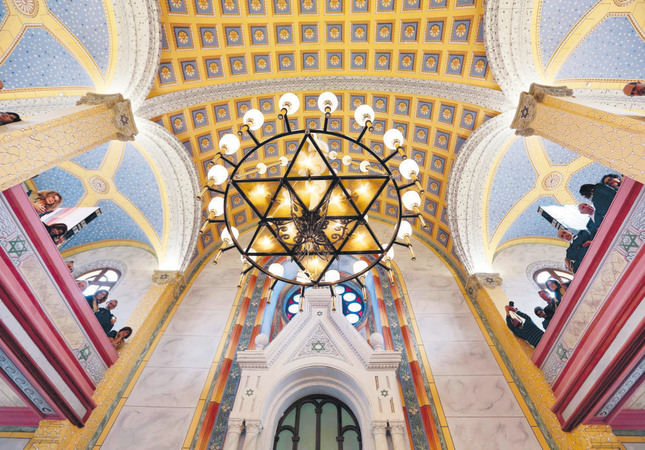 Great Synagogue of Edirne: Restoring hope and co-existence ...