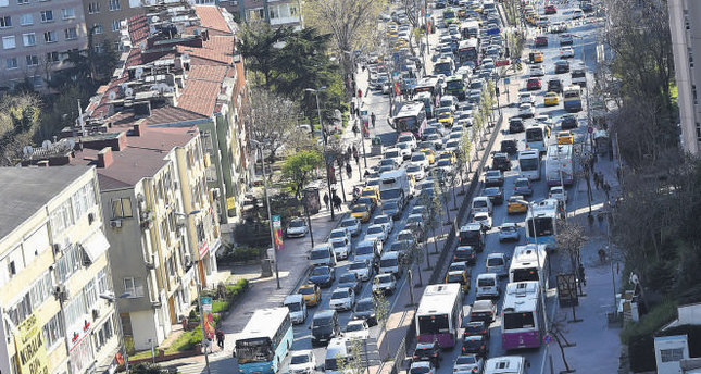 A light at the end of Istanbul's traffic