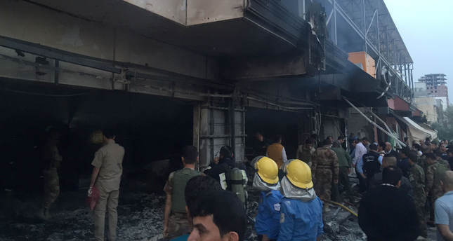 ISIS claims car bomb attack near US Consulate in Irbil
