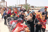 More than 90,000 people have fled Islamic State of Iraq and al-Sham's (ISIS) advance in Iraq's western Anbar province, which has set off fierce fighting in and around the provincial capital Ramadi,...