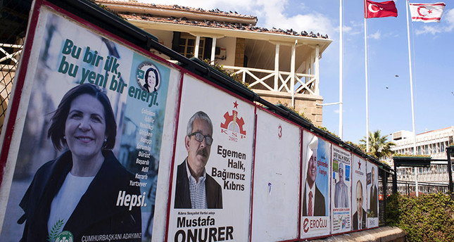 Turkish Cypriots vote for a new president