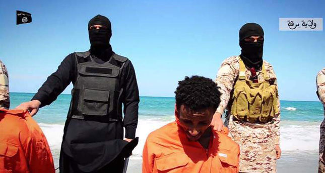 ISIS video shows execution of Ethiopian Christians