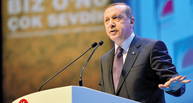 Erdoğan: Politicizing 1915 incidents will hurt Armenian Diaspora the most