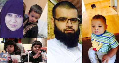 Acting on intelligence information provided by British officials, units from the Ankara Police Department tracked a British family of six en route to Syria to join the Islamic State of Iraq and...