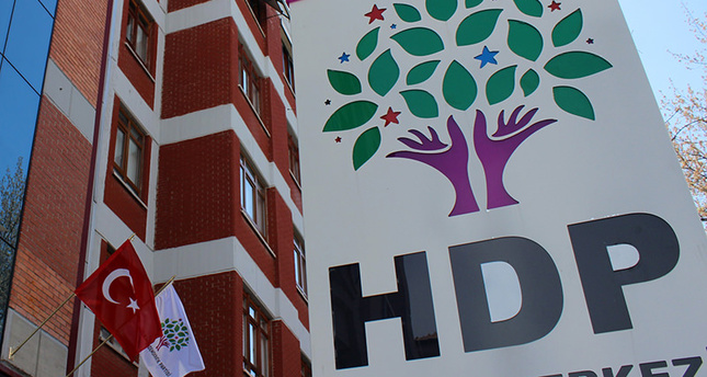 President Erdoğan condemns attack on HDP headquarters