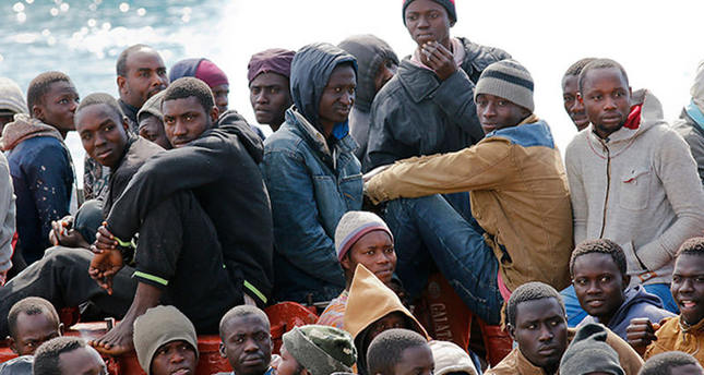 'EU risks turning Mediterranean into vast cemetery'