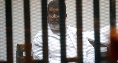 An Egyptian court on Tuesday sentenced ousted President Mohamed Morsi to 20 year in jail on violence-related charges.  Morsi, Egypt's first freely elected president, was found guilty of inciting...