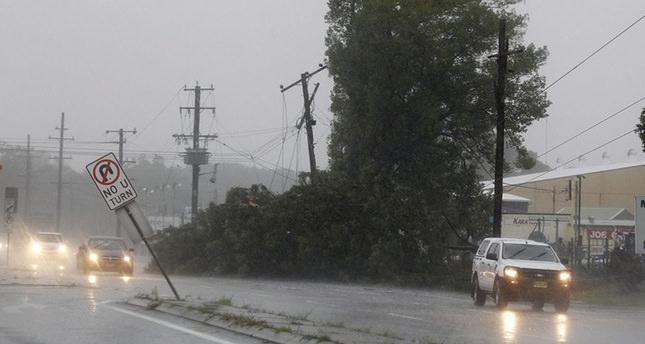 At least three killed by fierce storm in Australia