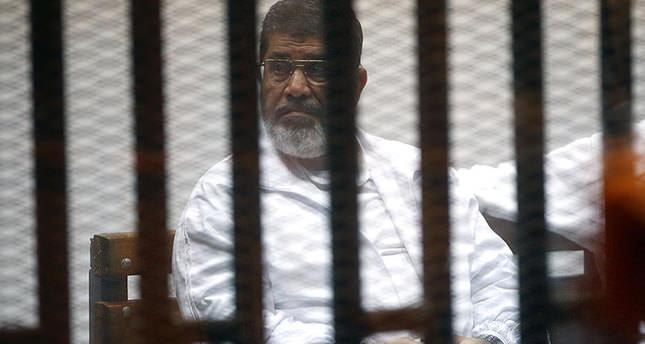 Mohamed Morsi sentenced to 20 years in prison