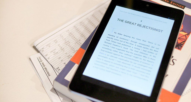Number of e-books in Turkey reaches a new high
