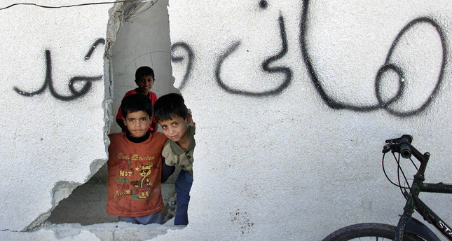 Israel deliberately targets children in Gaza: report