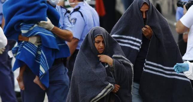 EU faces human rights crisis over migrant tragedies