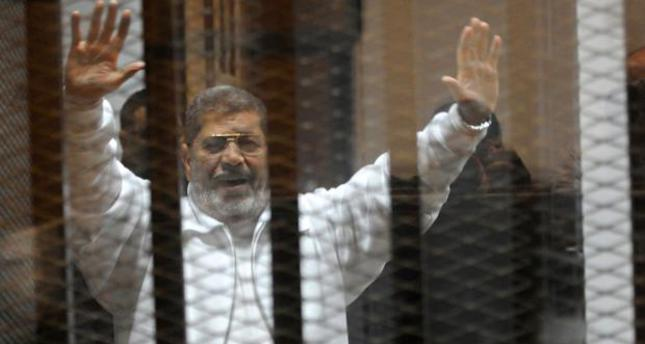 The US 'concerned' by Morsi sentence