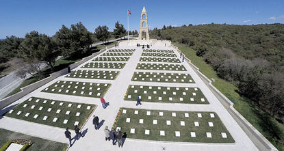 Turkey is hosting world leaders on Friday to commemorate the centenary of the World War I battle of Gallipoli, sending out a message of reconciliation.
