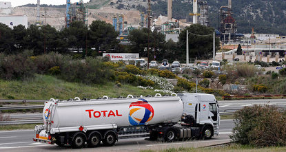 French oil and gas giant Total has given authority to Société Générale to sell its distribution operation and gas stations in Turkey, Total has a five percent market share and listed at sixth place...