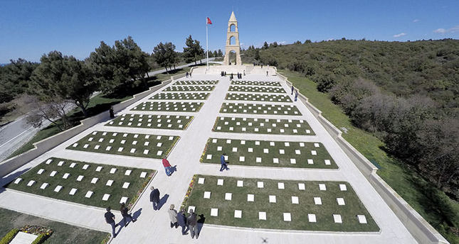 World leaders in Gallipoli to convey peace message