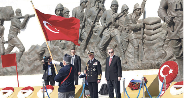 Language of peace dominates Gallipoli commemorations
