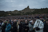 Thousands of Australians and New Zealanders on Saturday thronged the beaches of Turkey's Gallipoli peninsula to commemorate their forefathers who took part in the World War I campaign against the...