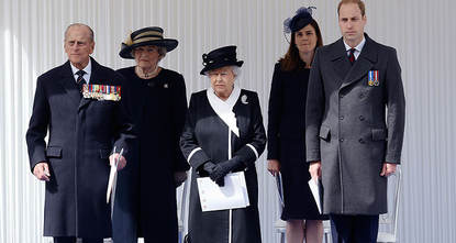 Britain's Queen Elizabeth II on Saturday marked the centenary of the Battle of Gallipoli by leading a two-minute's silence at London's Cenotaph war memorial, honouring the thousands killed during...
