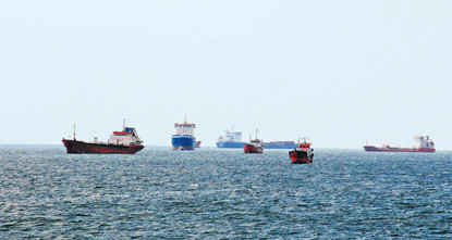 The Environment Ministry has imposed huge fines as part of the government's fight against pollution on companies and ships that polluted the Marmara Sea. Inspections of industrial facilities on the...