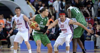 French team JSF Nanterre has won the FIBA Euro Challenge 2015 Championship after a buzzer-beating layup, giving them a 64-63 lead and the trophy.  Nanterre led the first quarter 19-17 and they...