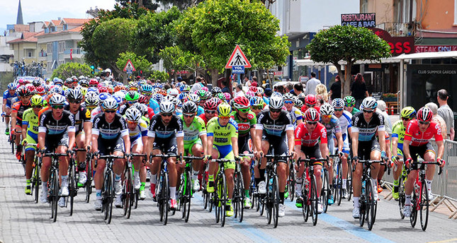 51st Presidential Cycling Tour of Turkey starts