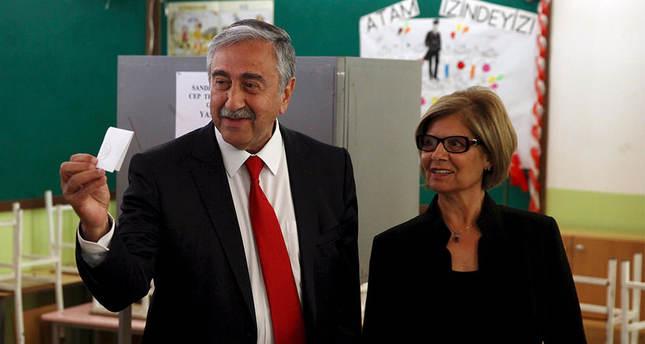 Mustafa Akıncı wins the race in Turkish Cyprus