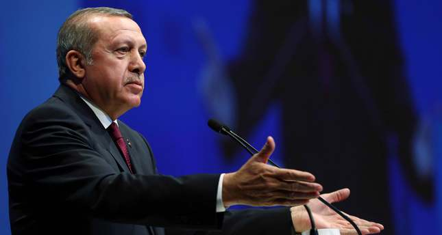 Nothing to defend over 1915, says Erdoğan