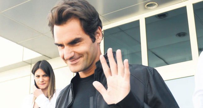 Federer to play exhibition match with Marsel İlhan