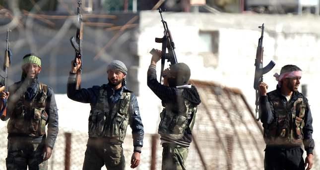 Syrian opposition groups strengthen as Assad weakens