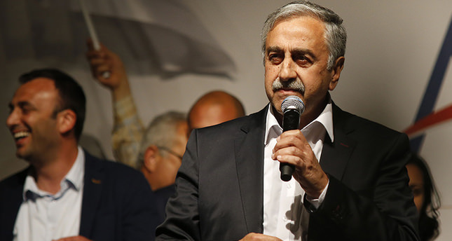 New Turkish Cypriot leader sooths spat with Ankara
