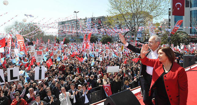 CHP discards eastern provinces