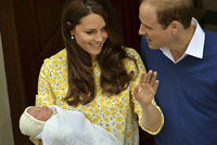 Prince William and his wife Kate have named their two-day-old baby Charlotte Elizabeth Diana and she will be known as Princess Charlotte of Cambridge, their Kensington Palace residence announced on...