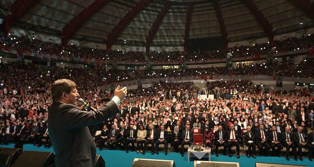 PM Davutoğlu in Germany, underlines xenophobia