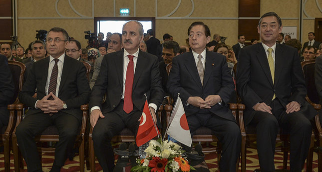 Turkey, Japan join forces against disasters