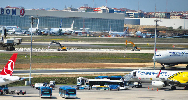 Istanbul's 3rd airport key to boom in aviation sector
