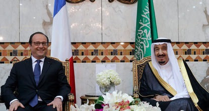 France and Saudi Arabia believe that any future deal between Iran and six major powers must ensure that it doesn't destabilise the region further and threaten Iran's neighbours, the two countries...