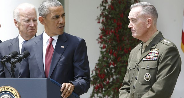 Obama nominates Gen. Dunford to succeed Dempsey