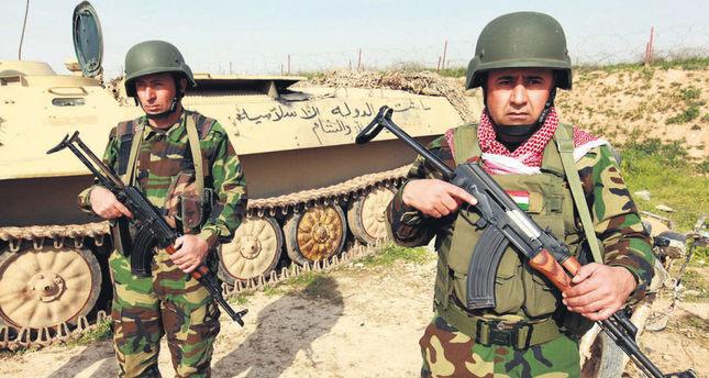 KRG officer thanks Turkey for Kobani help